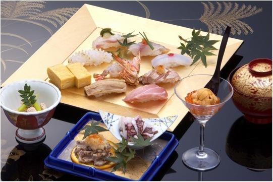 お寿司はじめました。