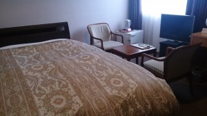 ダブルベッドルーム1