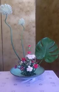 7月23日お花