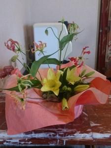 7月23日お花⑤