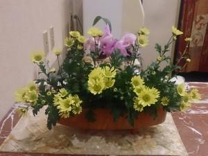 10月23日お花⑥