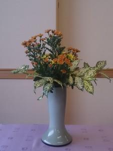 10月23日お花⑦