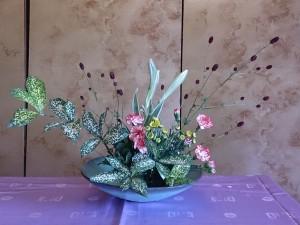 10月29日お花
