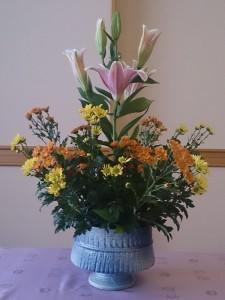10月23日お花⑧