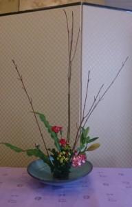 10月23日お花